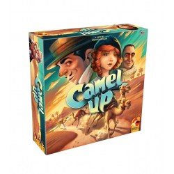 Camel Up (Second Edition) (2018) - настолна игра