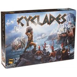Cyclades (2018) - стратегическа настолна игра