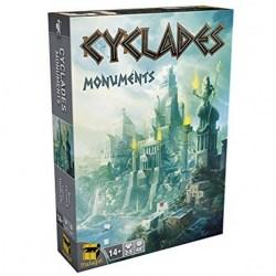 Cyclades: Monuments Expansion (2016) - разширение за настолна игра
