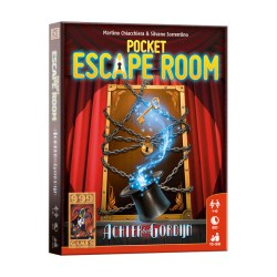 Deckscape: Behind the Curtain (2019) Board Game