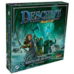 Descent: Journeys in the Dark (Second Edition) – Mists of Bilehall Expansion (2015) - разширение за настолна игра