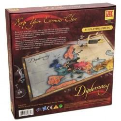 Diplomacy - класическа настолна игра