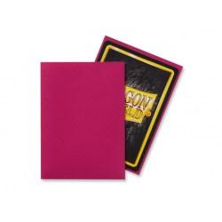 Dragon Shield - premium matt sleeves (Magenta) 100 per pack - матови протектори за карти (магента) 100 бр. в LCG, 63.5x88 мм)
