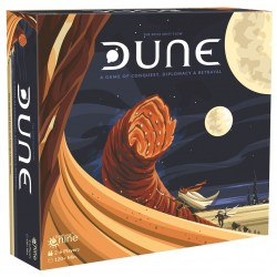 Dune Board Game (2019 Edition) - настолна игра