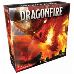 Dungeons & Dragons Dragonfire (2017) - настолна игра