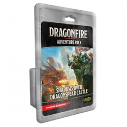 Dungeons & Dragons Dragonfire Adventure Pack: Shadows Over Dragonspear Castle