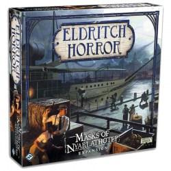 Eldritch Horror: Masks of Nyarlathotep Expansion Board Game