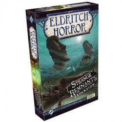 Eldritch Horror: Strange Remnants Expansion (2015) - разширение за настолна игра