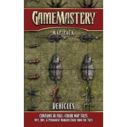 GameMastery: Map Pack - Vehicles в D&D и други RPG / D&D / Pathfinder терен