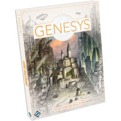 Genesys RPG Bundle: Core Rulebook + Roleplaying Dice