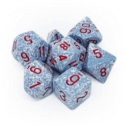 Polyhedral 7-Die Set: Chessex Speckled Air in Dice sets