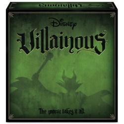 [Леко увредена кутия] Disney Villainous (2018) - настолна игра