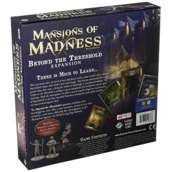 Mansions of Madness: Second Edition – Beyond the Threshold: Expansion (2017) - разширение за настолна игра