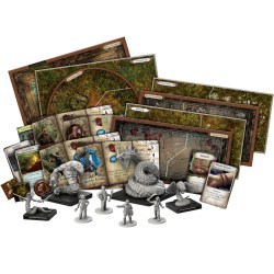 Mansions of Madness: Second Edition - Path of the Serpent Expansion (2019) - разширение за настолна игра