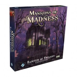 Mansions of Madness: Second Edition – Sanctum of Twilight: Expansion (2018) - разширение за настолна игра