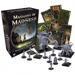 Mansions of Madness: Second Edition – Suppressed Memories (2016) - разширение за настолна игра