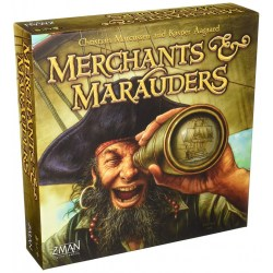 Merchants & Marauders (2010)  - настолна игра
