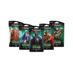 MTG: War of the Spark Theme Booster - White