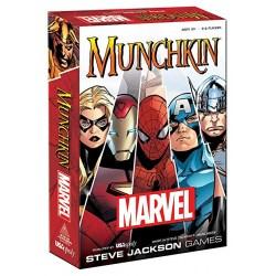 Munchkin Marvel (2016) - настолна игра