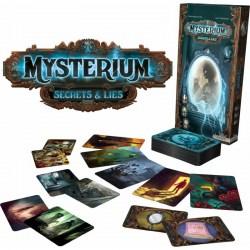 Mysterium: Secrets & Lies Expansion (2017) - разширение за Мистериум