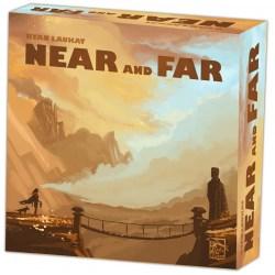 Near and Far (2017) - настолна игра