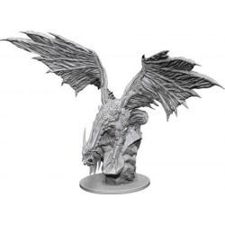 Pathfinder Battles: Deep Cuts Unpainted Miniatures Wave 12.5: Silver Dragon в D&D и други RPG / D&D Миниатюри
