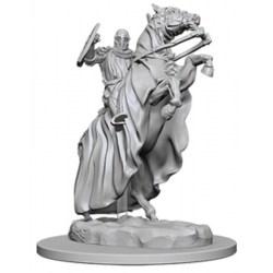 Pathfinder Battles Deep Cuts Unpainted Miniatures Wave 5: Knight on Horse in D&D Miniatures