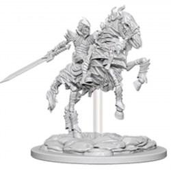 Pathfinder Battles Deep Cuts Unpainted Miniatures Wave 5: Skeleton Knight on Horse в D&D и други RPG / D&D Миниатюри