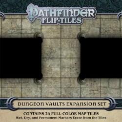 Pathfinder RPG: Flip-Tiles - Dungeon Vaults Expansion в D&D и други RPG / D&D / Pathfinder терен