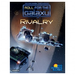 Roll for the Galaxy: Rivalry Expansion Set (2019) - разширение за настолна игра
