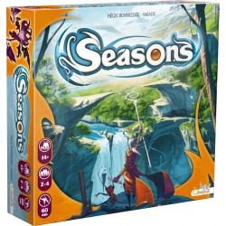 Seasons (2012) - настолна игра