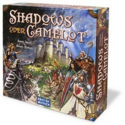 Shadows over Camelot (2005) - настолна игра