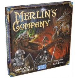 Shadows over Camelot: Merlin's Company Expansion (2008) - разширение за настолна игра