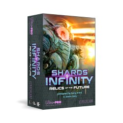 Shards of Infinity: Relics of the Future Expansion (2018) - разширение за настолна игра
