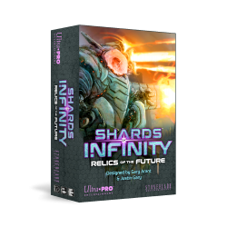 Shards of Infinity: Relics of the Future Expansion (2018) Board Game