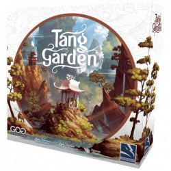 Tang Garden Retail Edition (2019) - настолна игра