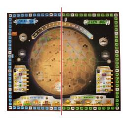 Terraforming Mars: Hellas & Elysium Expansion (Разширение за Тераформирай Марс, английско издание, 2017)