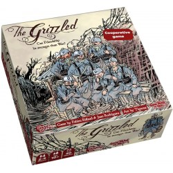 The Grizzled (2015) - кооперативна настолна игра