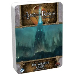 The Lord of the Rings: The Card Game - The Wizard's Quest Scenario Kit (2018) Board Game