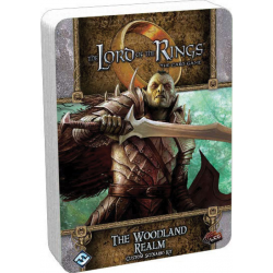 The Lord of the Rings: The Card Game - The Woodland Realm Scenario Kit (2018)