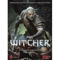 The Witcher RPG Core Rulebook Hardcover