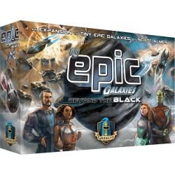 Tiny Epic Galaxies: Beyond the Black Expansion (2017) - разширение за настолна игра