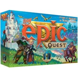 Tiny Epic Quest (2017) - настолна игра
