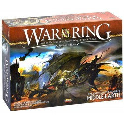War of the Ring (2nd Edition, 2016) Board Game