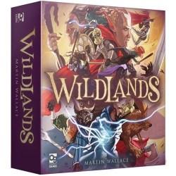 Wildlands (2018) - настолна игра