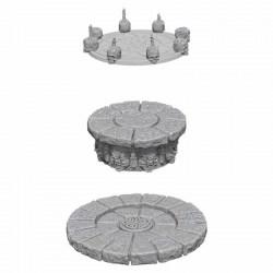 WizKids Deep Cuts Unpainted Miniatures Wave 5: Magic Dais в D&D и други RPG / D&D Миниатюри