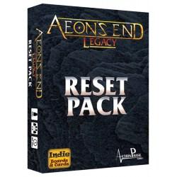 Aeon's End: Legacy Reset Pack (2019) - разширение за настолна игра