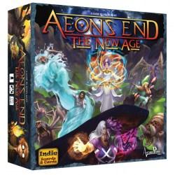 Aeon's End: The New Age Standalone/Expansion (2019) - настолна игра/разширение