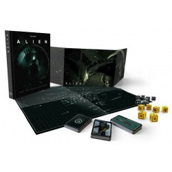 ALIEN RPG: Standard Bundle (Core book, Dice, GM Screen, Maps & Markers and Cards) в D&D и други RPG / Други RPG