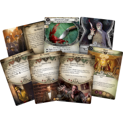 Arkham Horror: The Card Game – Murder at the Excelsior Hotel Standalone Adventure (2019)
